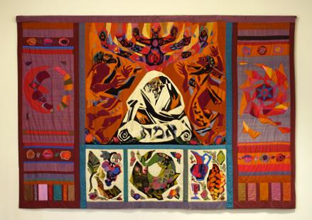 ohef sholom tapestry