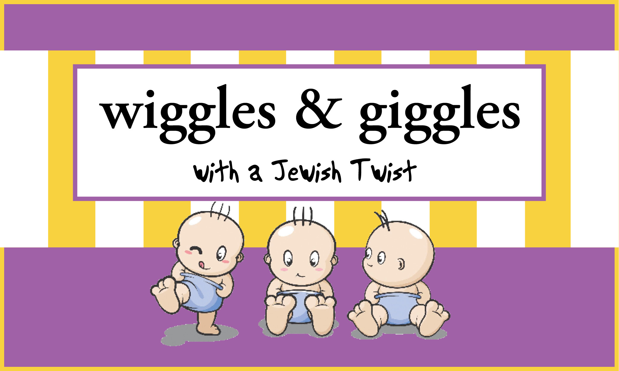 Bring your young children up to age 4 for our innovative program Wiggles