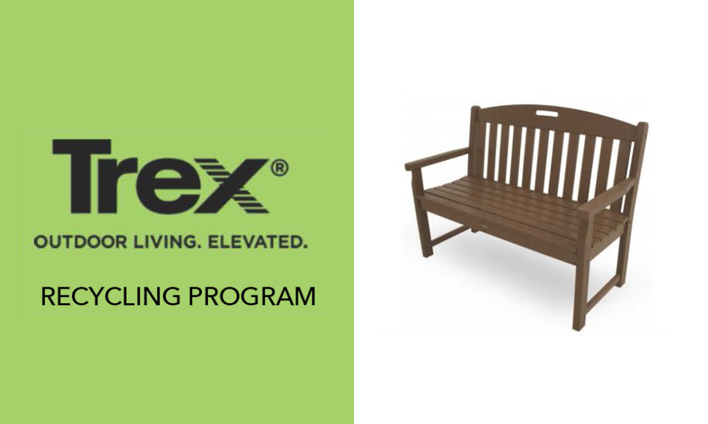 TREX Recycling Program