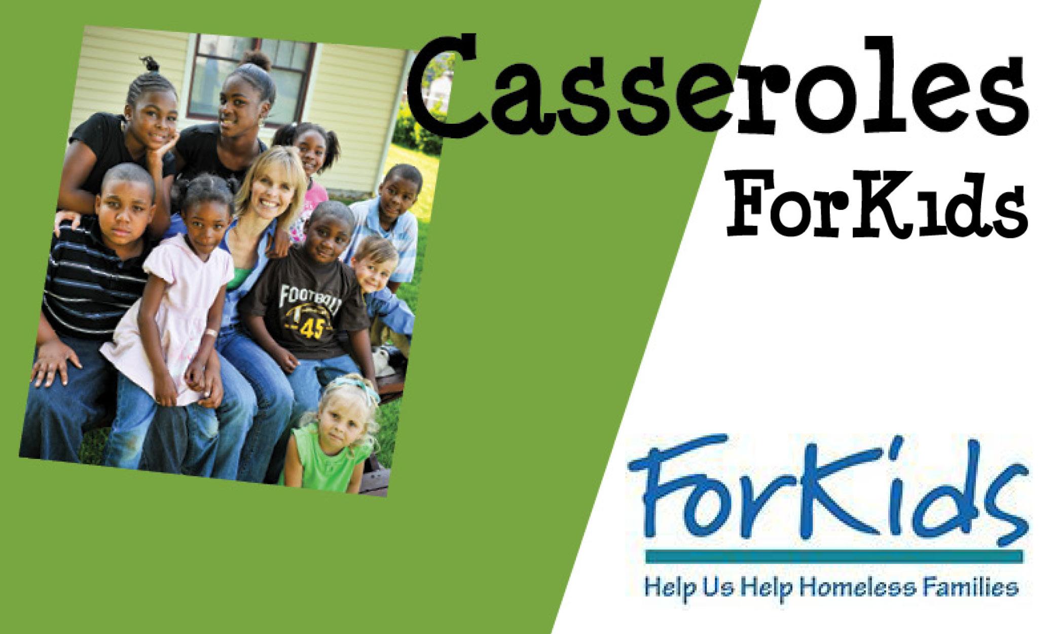 Casseroles ForKids