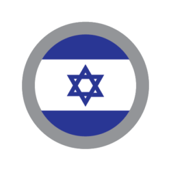 Bulletin Artwork-21_Israeli Flag