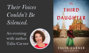 Talia Carner_Third Daughter 2020_Thumbnail