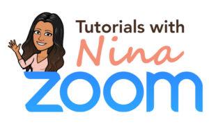 Tutorials with Nina_ZOOM 2020_Thumbnail