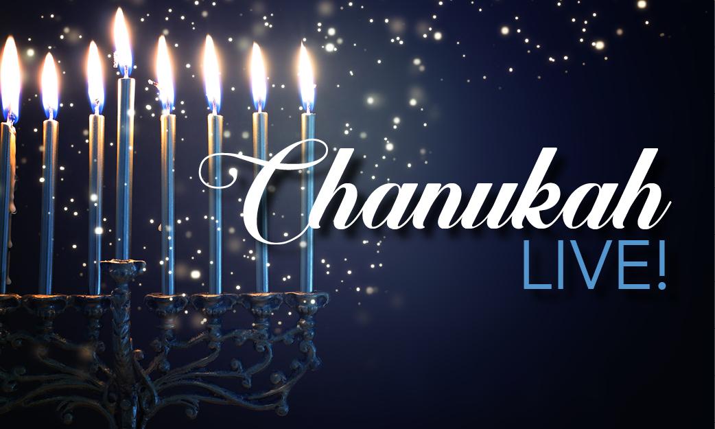 Chanukah Live!