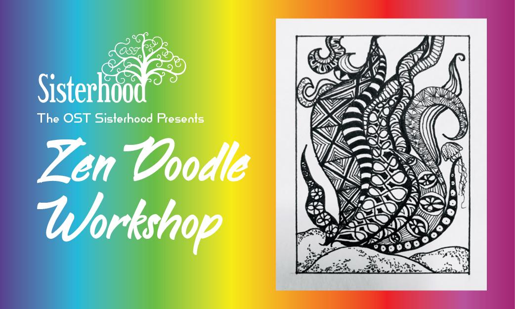 Zen Doodle Workshop