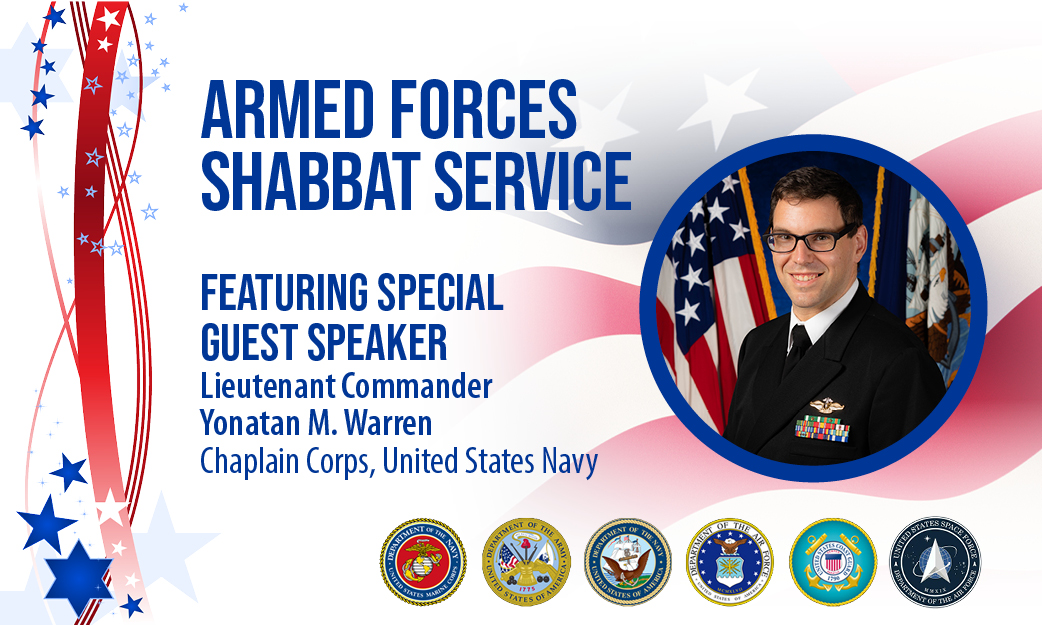 Armed Forces Shabbat