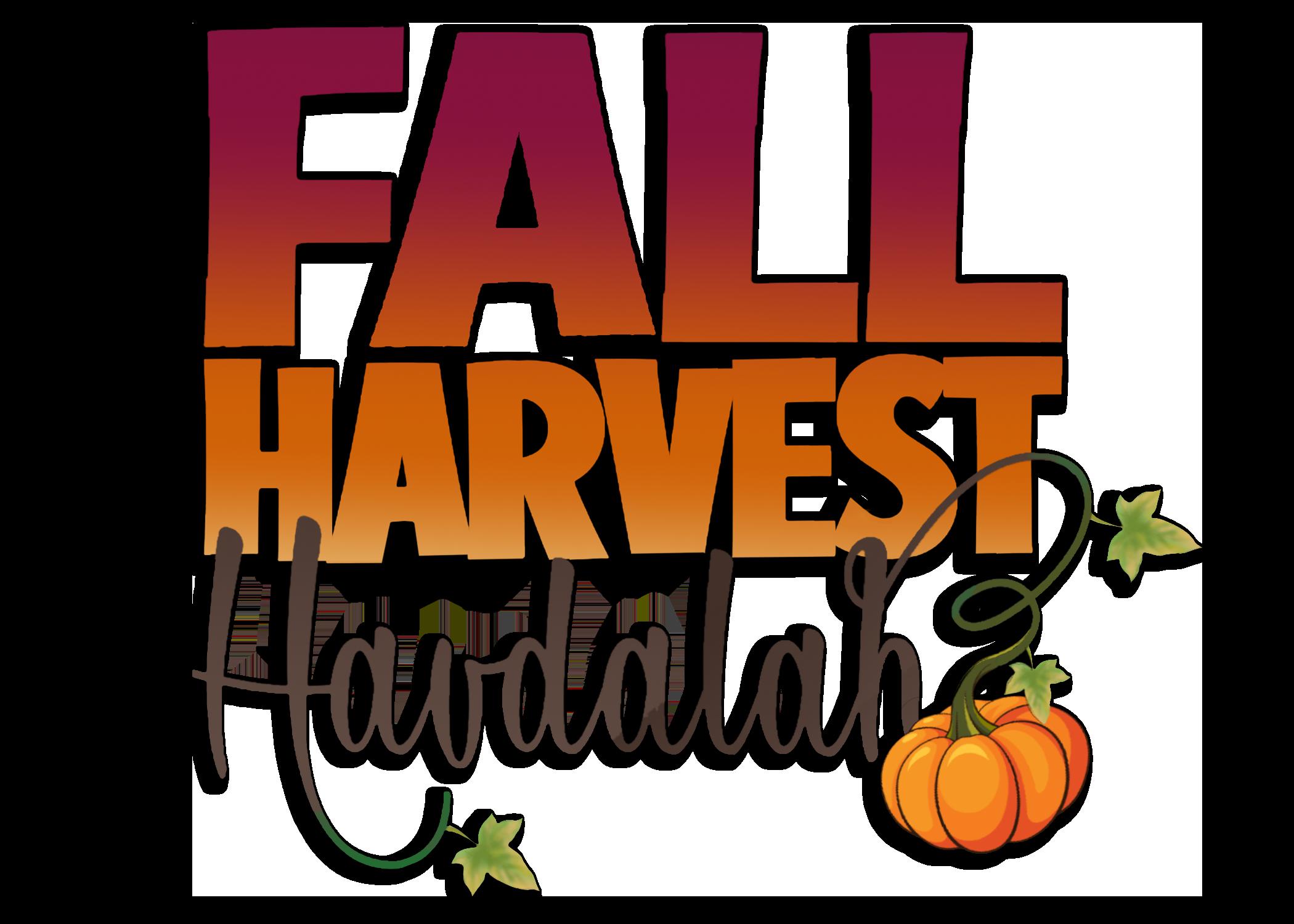 Fall Harvest Havdalah